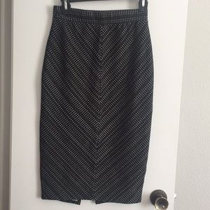 Urban outfitters size S black skirt. Like new!!